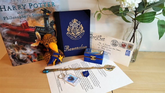House Pride Gift Set Wizard school christmas gift harry