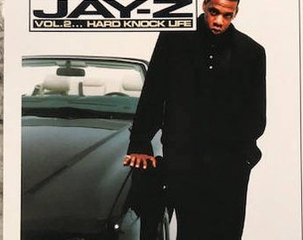 Jay-Z Coasters for Sue
