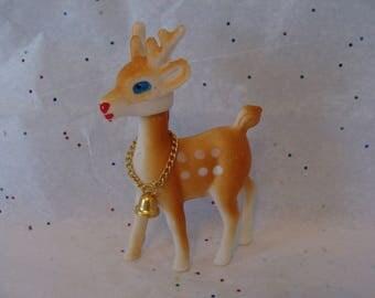 Plastic Deer Head Etsy