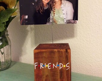 Friend TV Show Photo Display