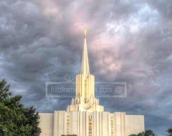 Jordan River LDS Temple