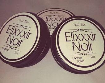 ELIXXXER NOIR by B.P.C. Beard and Body Balm