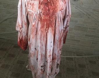 Zombie Bath Robe/ Pajamas