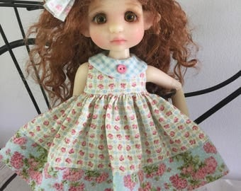 3 pc. summer ensemble fits Tracy Promber YOSD Tia and similar sized dolls
