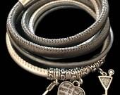 Shadowhunters / Malec inspired Bracelet