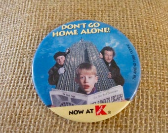 90s vintage ad etsy for Home alone theme decorations