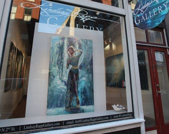Misty Copeland Original Painting