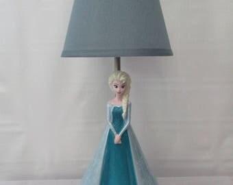 Frozen lamp   Etsy