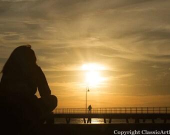 Sunset Photo, Sunset Photography, Sky Photography, Landscape Photo, Sunset Print, Sunset Photo, Sky Print, Sunset Download, Digital Download