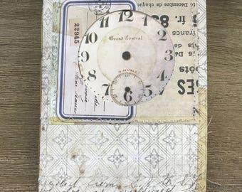 Grey Gardens Traveler's Junk Journal Notebook Standard Size