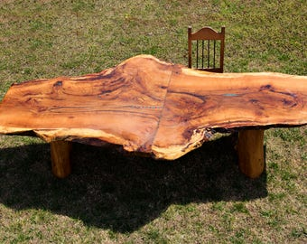 Live edge conference table/dining table
