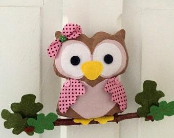 "Owl-Mobile ""Girl"""