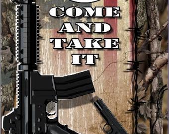 Wicked Wire 2nd Amendment Gun Flag Camo Cornhole Wrap Bag Toss Decal Baggo Skin Sticker Wraps