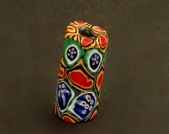 V67- VENDUE-   a very nice Millefiori bead