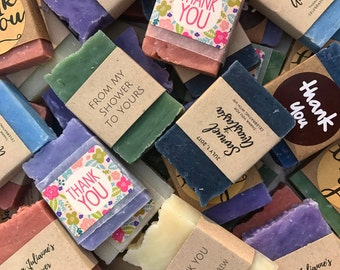 Additional Soap Favors