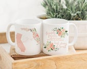 Long Distance Gift Going Away Gift BFF Gift Moving Away Friend Long Distance Mug BFF Moving State Gift Friend Forever Never Apart Coffee Mug