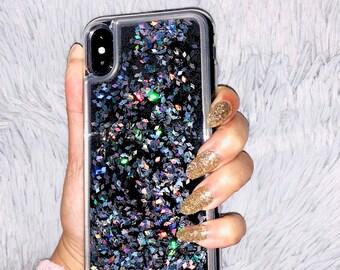 Personalized liquid Phone case Google Pixel xl case Google Pixel 2 case iPhone se case iPhone 5S case google pixel 2 XL case iPhone x case