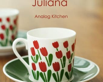 Gustavsberg  Juliana Cup Set