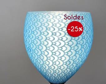 Sale! Shade / pendant Japanese pattern IKEA HEMMA