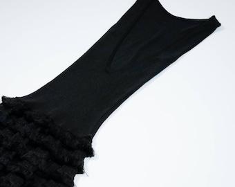 VINTAGE - Stretch dress