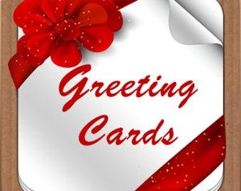 Add a greeting card