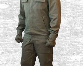 "SUIT Jump ""Mabuta"" Combat Special Forces GRU USSR Camo Sand or Predator original Army Military uniform"