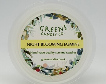 Night Blooming Jasmine wax melt pod