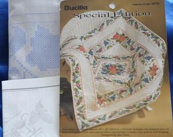 Bucilla Special Edition Primavera Lap Quilt 64724
