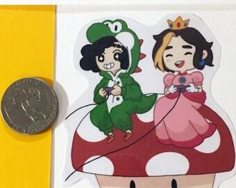 Game Grumps Sticker