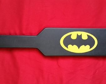 Batman Spanking Paddle