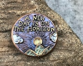 "Andrew Thornton ""A New Day is on the Horizon"" Pendant"