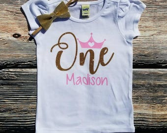 Princess Birthday Shirt, Birthday Princess Shirt