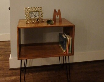 The Lucy Record Player Stand