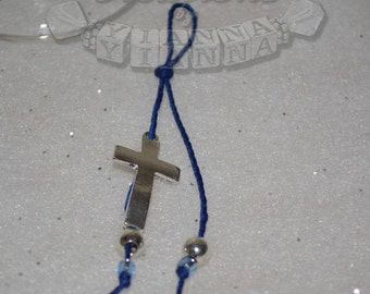 Martirika-Witness Pins-Greek Baptism Martirika-Martirika for Boys-Cross Martirika-10 Pieces martirika