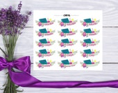 Southern Planners Social Soiree Countdown Stickers