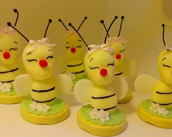 Party Favor Enchanted Garden/ bee/caterpillar/ butterfly/ bird
