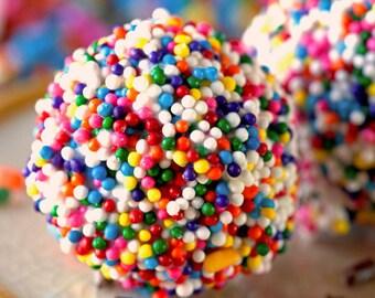 Funfetti Cake Balls