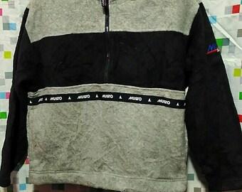 Vintage Clothing 90's Rare Musto Yaching, Vintage Sweatshirts Size M