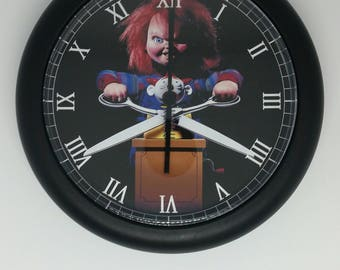 Childs Play 2 Wall Clock