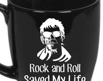 Lou Reed Coffee Cup