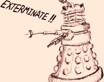 Exterminate!!