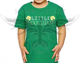 St. Patrick's Day SVG | Little Hooligan svg | st pattys day svg | st paddys day svg | st patricks day svg | st patricks svg | toddler | kids