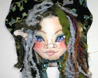 Sweet Fairy Door Knob Hanger, WhimsicalJD
