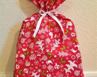 Deck The Halls Gift Bag