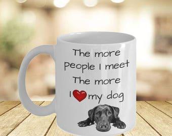 Labrador Personal Mugs- Worlds Greatest Gift Mr And Mrs Mugs- Labrador Mugs HIs Hers- Dog Mama Im With Her Mug- Labrador Lover Camping Mugs