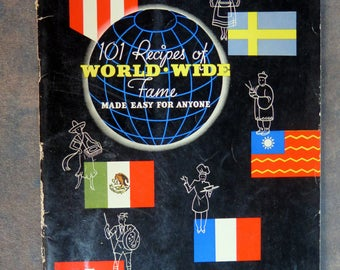 101 Recipes of World Wide Fame Made Easy for Anyone by Chef Simon Raggo