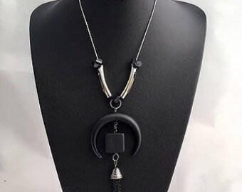 geometric necklace, minimalist necklace, long necklace, necklaces pendant, pendant necklace, pendant charm, necklaces for women,jewelry sale