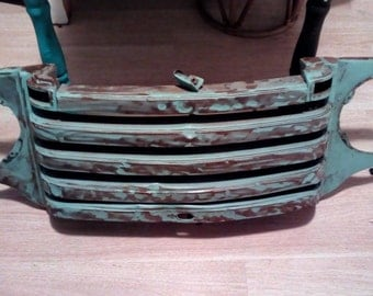 1948 ford truck front grill