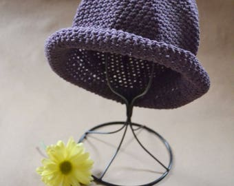 Ultra Violet Sun Hat, Organic Cotton Hat, Beach Hats, Pack & Go Baby and Kid Hats, Travel Accessories, Mothers Day Gifts, Easter Hat