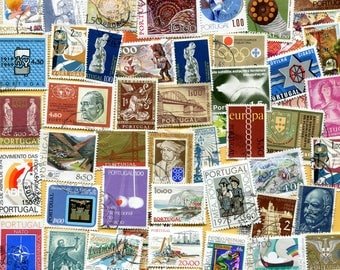 Portugal Stamps 75 Used